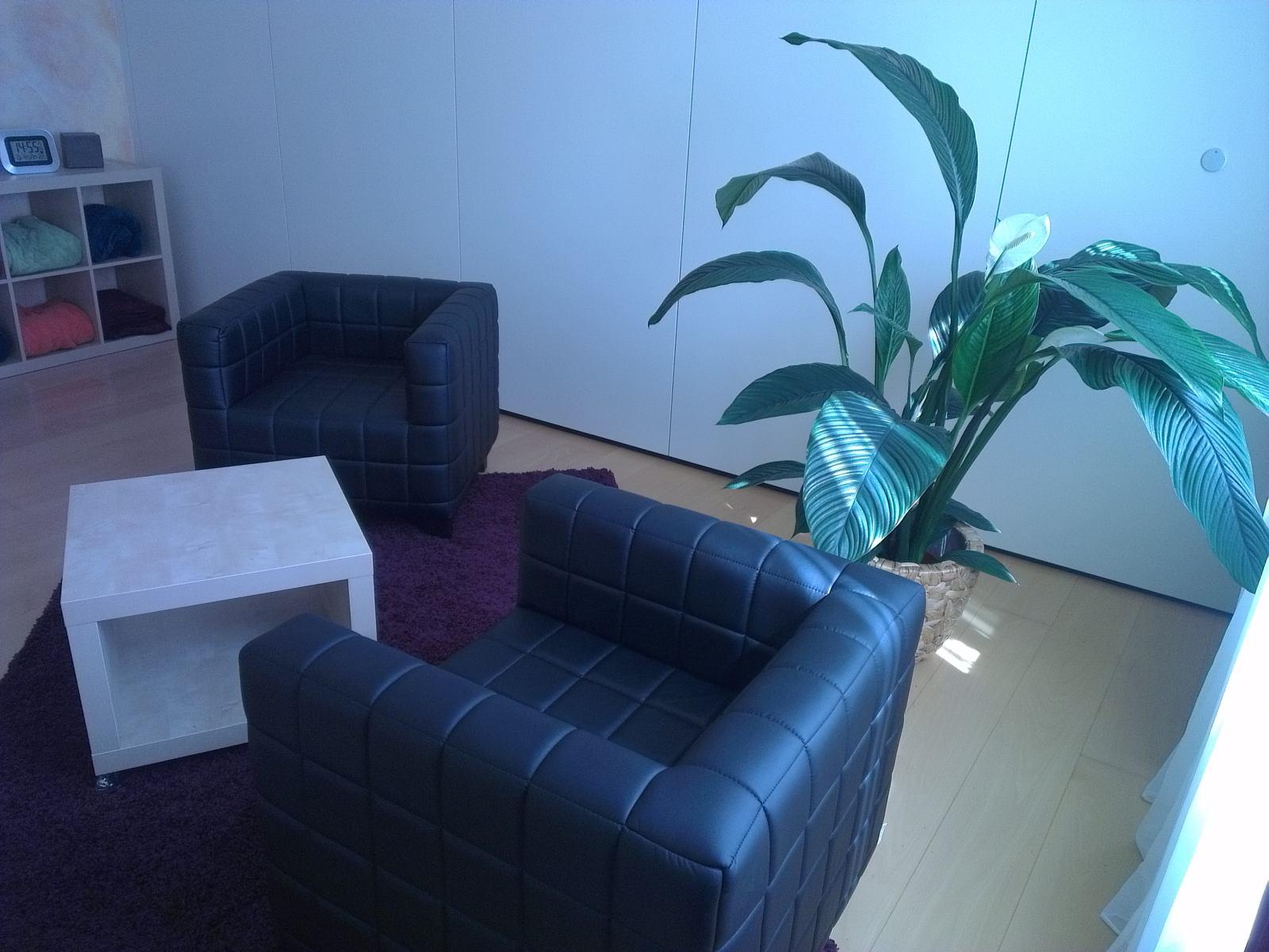 Wandelplatz Büroraum Praxisraum