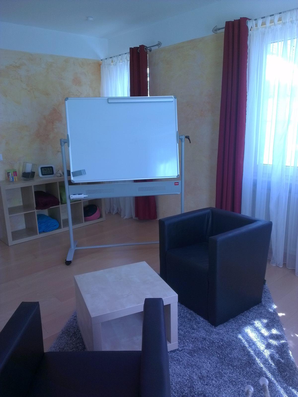 Raum für Therapie, Coaching und Seminar | Wandelplatz
