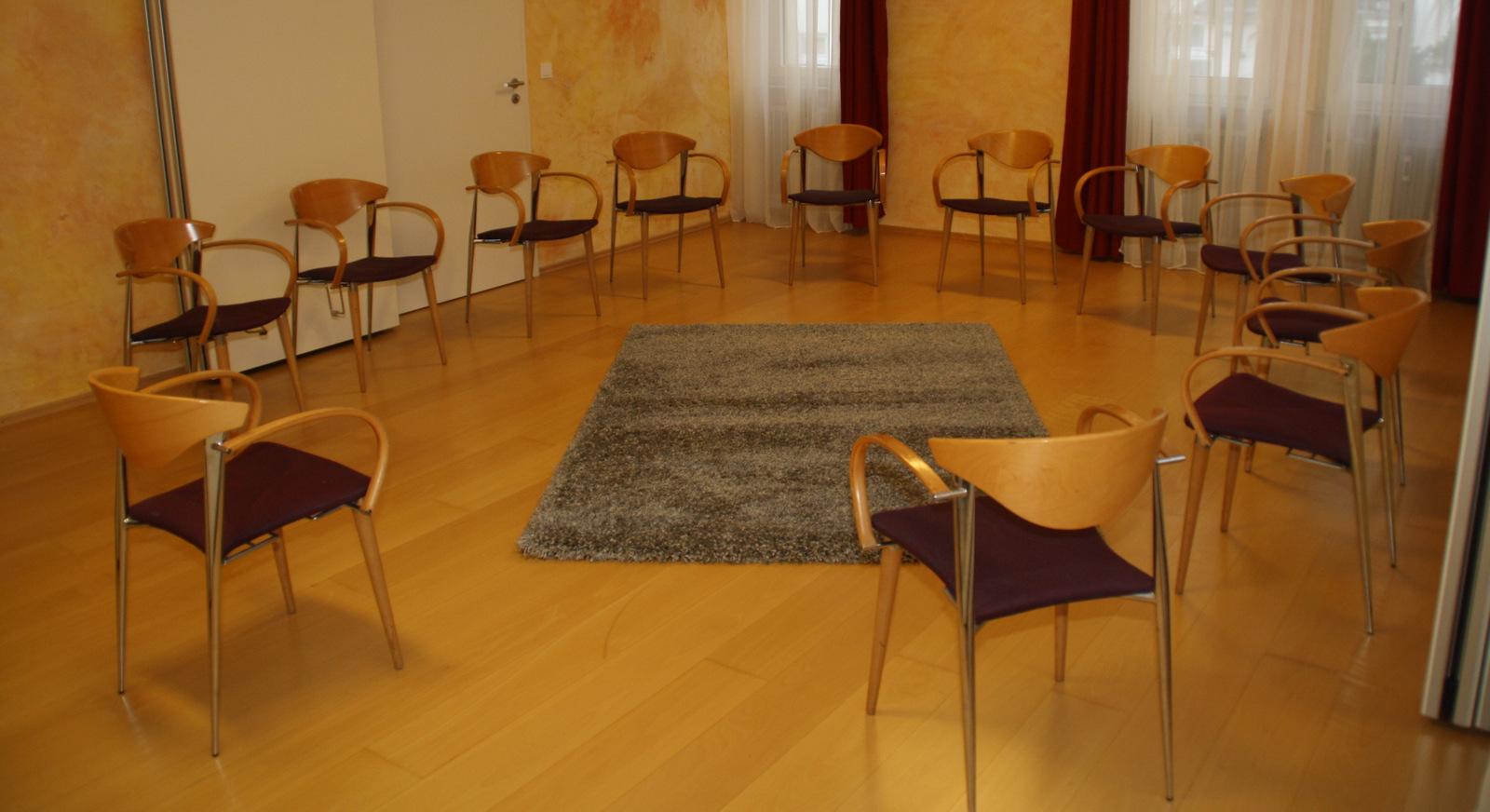 Wandelplatz Seminarraum